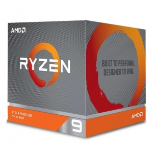 AMD CPU RYZEN9-3900X (No Integrated Graphic Card)