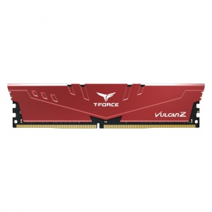 VULCAN Z DDR4 GAMING MEMORY DIMM 8GB 2666MHz Red h...