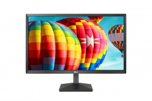 "24"" LG 24MK430H-B IPS Slim LED-16:9, Full HD (1920X1080), 5ms, VGA,VESA,  HDMI,75Hz"