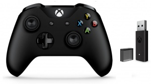 Xbox One Wireless Controller + Wireless Adapter for Windows 10