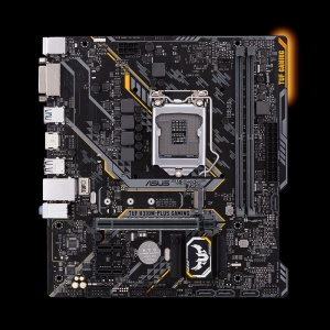 ASUS TUF-H310M-PLUS GAMING Intel H310 mATX Motherb...