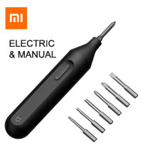 Xiaomi MiJia Hand in One Electric Screwdriver, [MJ...